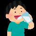 頭痛の原因は水不足? 水分補給をしたら治った!
